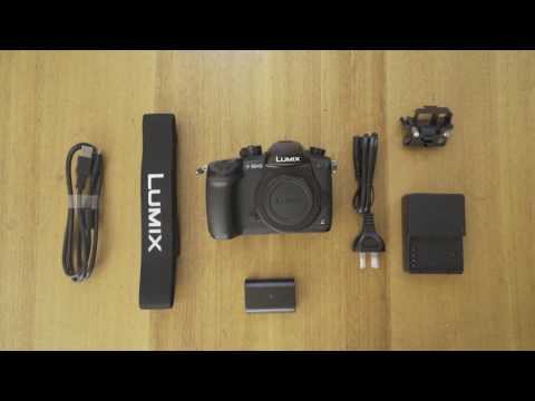 Panasonic Lumix DC-GH5 Mirrorless Digital Camera with 12-35mm f/2.8 II Lens video
