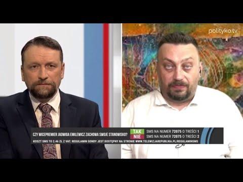 Pitu Short: Kaczyński łamie kręgosłupy swoim koalicjantom - komentarz dla TV Republika