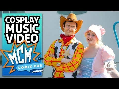MCM London Comic Con May 2018 Cosplay Music Video