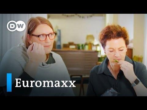 Die Food-Trends 2019: Von Algen und Insekten | Euromaxx