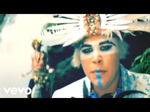 empire of the sun - we are the people (videoclip)