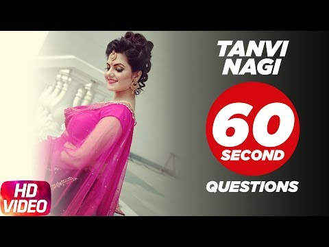 Tanvi Nagi | 60 Second Question | Speed Records