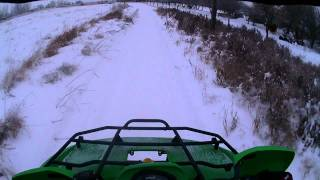 10. Arctic cat 550h1