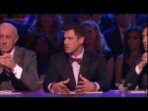 Leah Remini & Tony - Pasodoble - Semi Finals