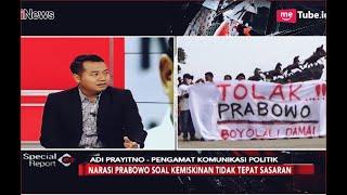 Video Pengamat: Soal Boyolali, Prabowo Harus Miliki Social Intelligence yang Kuat - Special Report 06/11 MP3, 3GP, MP4, WEBM, AVI, FLV November 2018