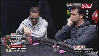 Poker Night - 28/08/2018 - BSOP SP - Parte 01