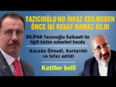 Video Muhsin Yazıcıoğlu suikasti download in MP3, 3GP, MP4, WEBM, AVI, FLV January 2017
