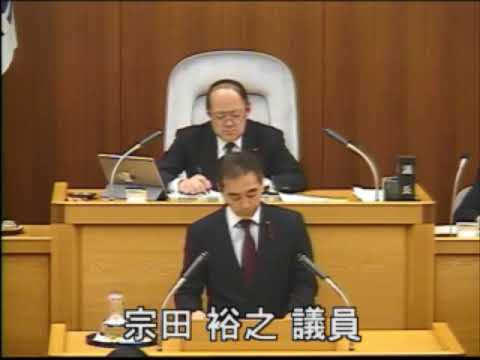 2020年第1回川崎市議会の代表質問(動画)