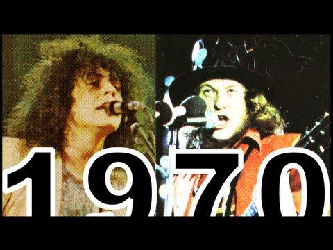 1970's Music Glam Rock 70's Marc Bolan T. Rex David Bowie Mud Slade Sweet Geo Bassett Cards