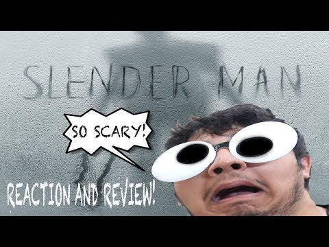 Slender Man 2018 - Reaction and Review