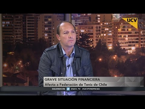 video Carabineros allana Federación de Tenis por supuesto fraude tributario