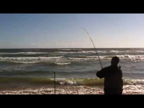 45-inch RedFish Bull Red, South Padre Island, TX – Fall 2011