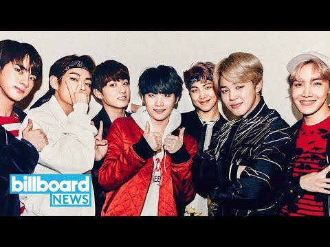 BTS Releases 'Love Yourself: Tear' Album, 'Fake Love' Music Video   Billboard News