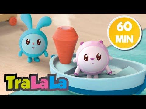 BabyRiki 60MIN (Vapor cu aburi) - Desene animate   TraLaLa