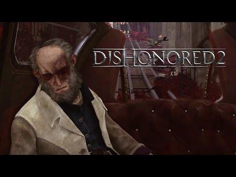 Dishonored 2 - Save Anton Sokolov Gameplay Trailer