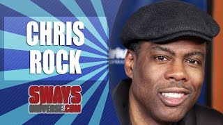 Chris Rock Names Top 5 Best Rappers & Comedians on Sway in the Morning