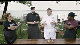 Grand Finale: Legendary Madison Chef  vs. Surprise Challenger | Tailgate U by Tastemade