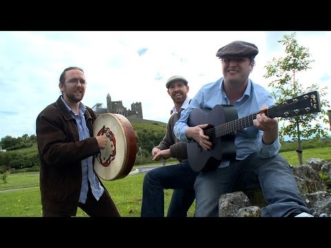 Ireland, the musical – brilliant!
