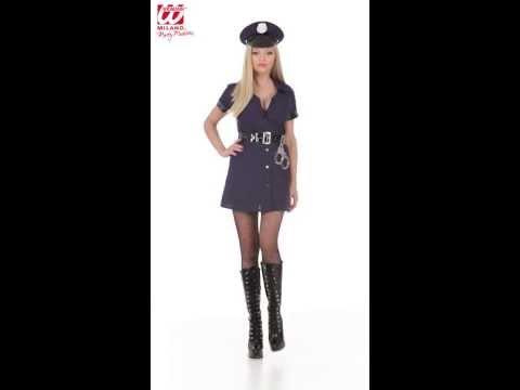 Déguisement Policière-v29973