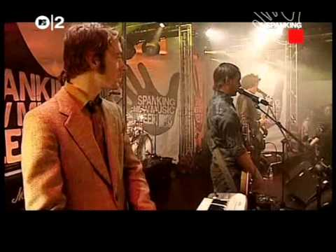 clor - The fantastic Clor performing Love and Pain on MTV Live...back when MTV2 was awesome.