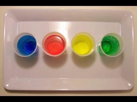 خطر الألوان الصناعية في الطعام