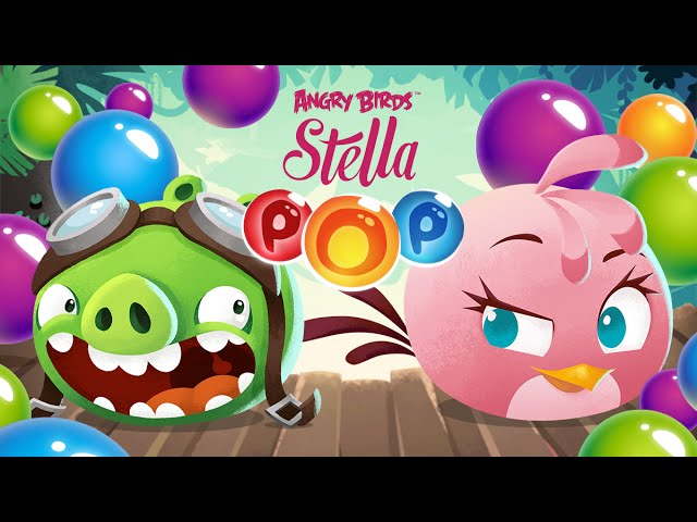 Angry Birds Stella POP! Official Gameplay Trailer – out now on Google Play