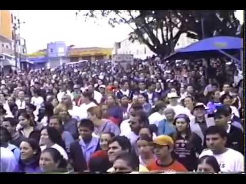 MARCHA PRA JESUS EM PIEDADE/SP - 2005