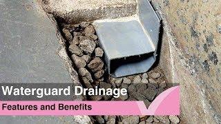 Waterguard drainage