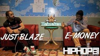 Just Blaze #HeinekenGreenRoom Interview (Part 2)