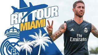 Video Real Madrid USA Tour | RAMOS, FUNNY MOMENTS, GOALS... MP3, 3GP, MP4, WEBM, AVI, FLV Maret 2019