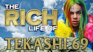 Video TEKASHI 69 | The RICH Life | Forbes Net Worth | Chains, Grillz, Tattoos & more... MP3, 3GP, MP4, WEBM, AVI, FLV Oktober 2018