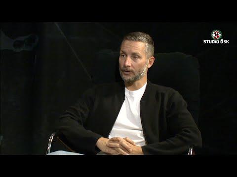 Studio ÖSK med Axel Kjäll