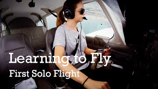 Video Beth's first solo flight with Sussex Flying Club MP3, 3GP, MP4, WEBM, AVI, FLV Juni 2019