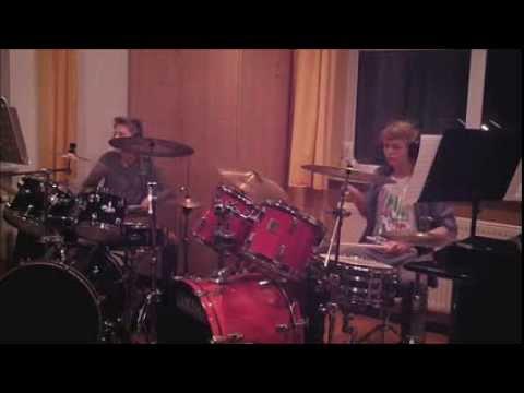 MZ Penzberg – Drumsolo – Mixed Double (G. Bomhoff)