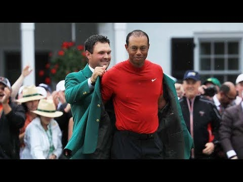 CBS Sports' Nick Faldo on Tiger's Incredible Win at the Masters | The Dan Patrick Show | 4/15/19