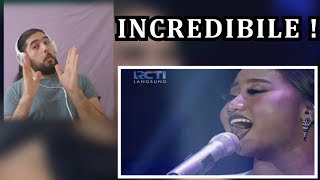 Video MARIA - NEVER ENOUGH (Loren Allred) - Spekta Show Top 7 - Indonesian Idol 2018 | Reaction MP3, 3GP, MP4, WEBM, AVI, FLV Maret 2018