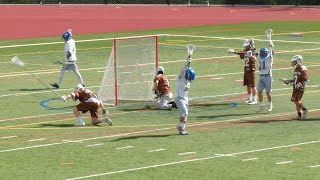 Waterford beats Stonington 8-6 in Class S lacrosse quarters