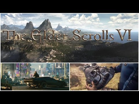 Анонсирована The Elder Scrolls VI   Игровые новости E3 2018