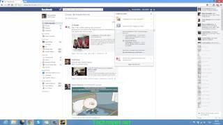 Facebook özel mesaj alımını kapatma