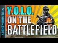"BEST BF3 PLAYER EVER ""YOLO On The Battlefield"" [10]"