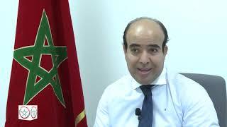 Kamal EL MAHDAOUI Consul du Royaume du Maroc à Orleans