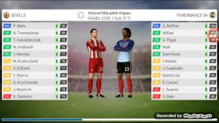 dream league soccer 2016 kaydedilen en güzel goller