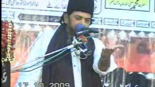 Allama Nasir Abbas-Topic-Bibi Fatimah(as)-part 1/6