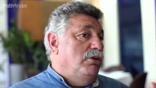 Δειτε το επεισόδιο: http://video.pathfinder.gr/chefs/2229194.html Στο περιθώριο της παρουσίασης του πορτρέτου του chef Λευτέρη.