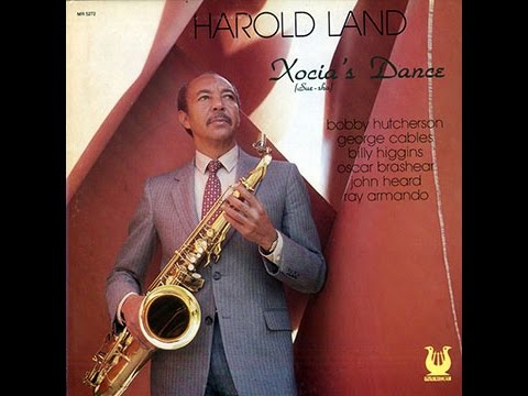 Harold Land – Xocia's Dance (Full Album)
