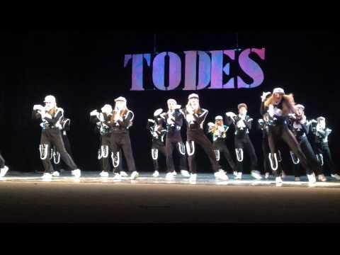TODES Riga 27.03.2014. teens ''Кагадо'' (видео)
