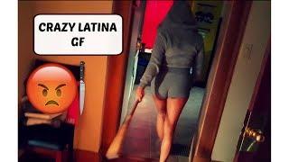 Crazy Latina Girlfriends be like...