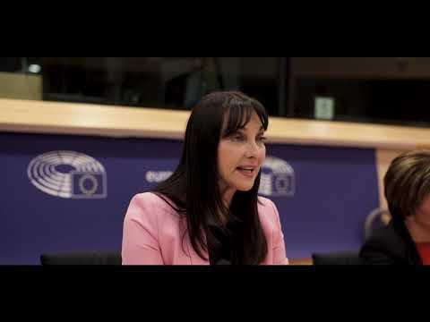 Video - Εκδήλωση της Έλενας Κουντουρά στο ΕΚ για την υγεία των γυναικών στην Ευρώπη