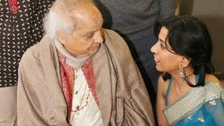 Pandit Jasraj speaks to The Foundations TV