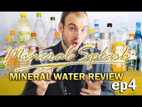 MINERAL WATER REVIEW Ep 4 | Damien Slash